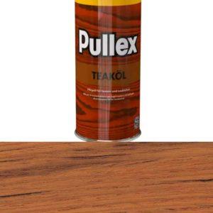 Тиковое масло для дерева Pullex Teaköl Farblos