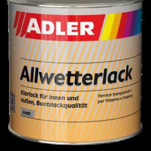 Лак для дерева ADLER Allwetterlack яхтный/яхтенный