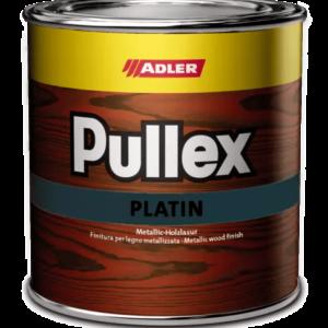"""Лазурь для дерева ADLER Pullex Platin с эффектом """"металлик"""""""