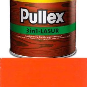 Пропитка для дерева ADLER Pullex 3in1-Lasur цвет LW 08/2 Kapuzinerkresse
