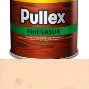 Пропитка для дерева ADLER Pullex 3in1-Lasur цвет ST 06/1 Weißer Tiger
