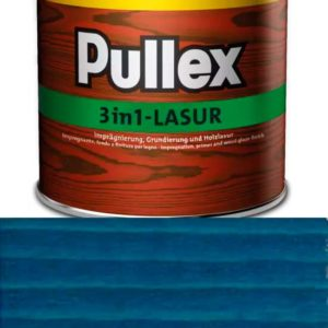 Пропитка для дерева ADLER Pullex 3in1-Lasur цвет ST 07/1 Blauer Morpho