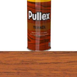 Тиковое масло для дерева Pullex Teaköl цвет Teak