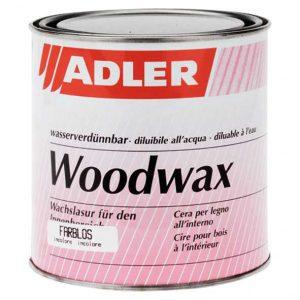 Воск для дерева ADLER Woodwax на водной основе
